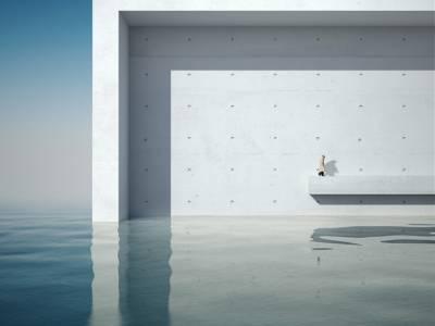 Сюрреалистические городские пейзажи в фотографиях Майкла Дурацци