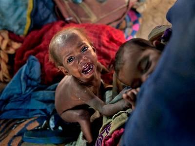 Лица бедных стран мира в 8 фотографиях из книги «Жизнь на 1 доллар в день»