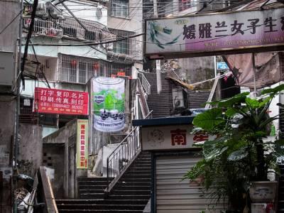 Яркие граффити парижского художника Лудо (Ludo) на улицах Китая