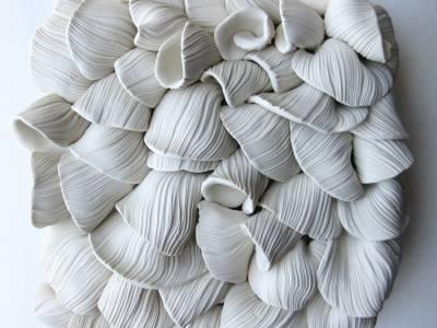 Изящные композиции из полимерной глины от художницы Анжелы Швер (Angela Schwer)