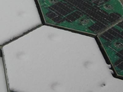 «Солнечные дороги» могут обеспечить электроэнергией целую страну