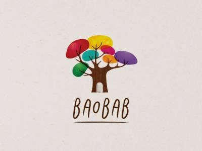 BAOBAB - айдентика от брендингового анетства ICONO из Перу