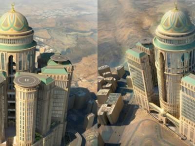 Крупнейший в мире отель откроется в Мекке в 2017 году