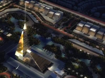 Власти Египта планируют построить небоскреб-пирамиду в Каире