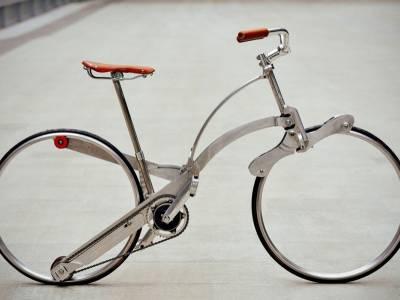 Велосипед-трансформер от Джанлука Сада