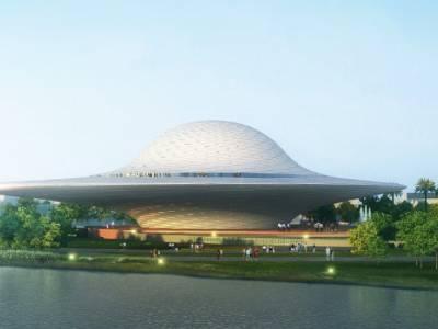 Фернандо Ромеро представил план «Музея Масатлан»