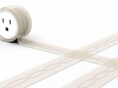 Практичный удлинитель дизайнера Chen Ju Wei