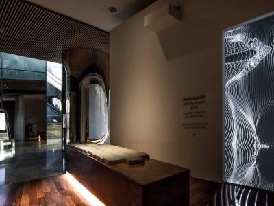 Infinity room - арт-проект по преобразованию пространства от Refik Anadol