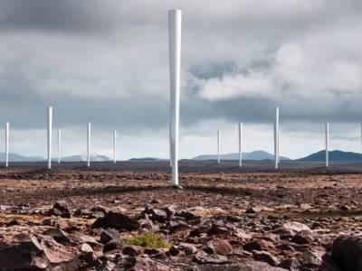 В ветрогенераторах Vortex Bladeless отказались от огромных лопастей
