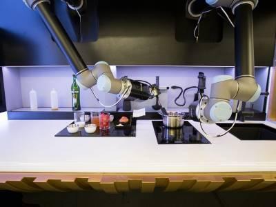 Робот-повар от компании Moley Robotics