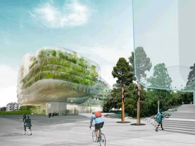 """""""Drivhus"""" - проект энергоэкономичного здания"""
