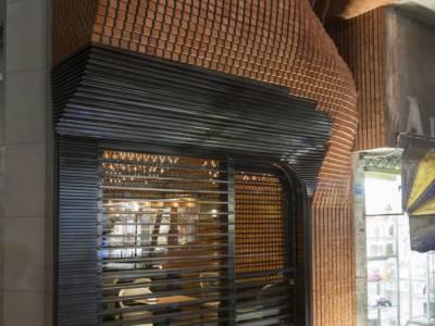 Современная архитектура кафе от Hooba Design Group