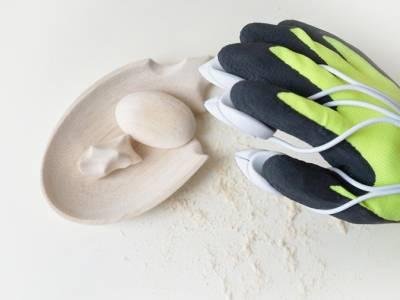 Перчатка Happaratus для создания скульптур