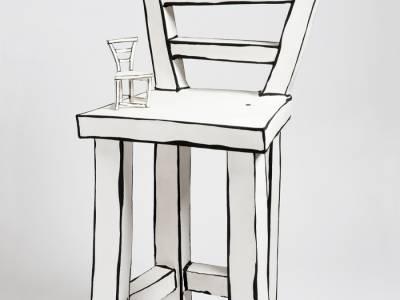 Бумажная керамика лондонского скульптора Катарины Морлинг