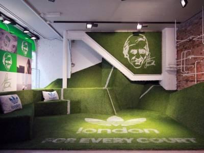 Студия XAG провела редизайн флагманского магазина Adidas в Лондоне
