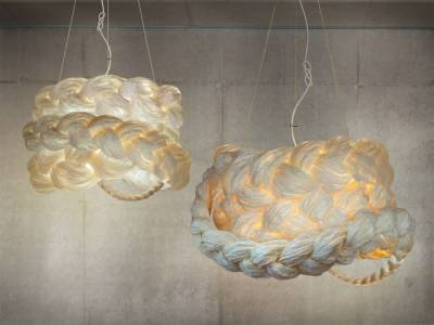 Бумажные светильники Mammalampa