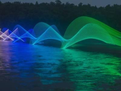 Led motion - технологичный фотопроект
