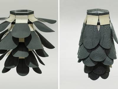 Чао Чен создал реагирующий на воду биомиметический материал