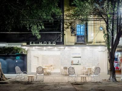 """""""EL MORO"""" - старинное фамильное заведение в Мексике"""
