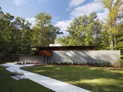 Bachman Wilson House - уникальный памятник архитектуры