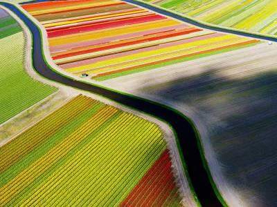 10 аэрофотографий планеты Земля невероятной красоты