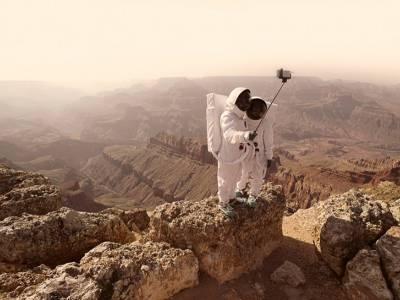 Как бы вели себя люди в качестве туристов на Марсе