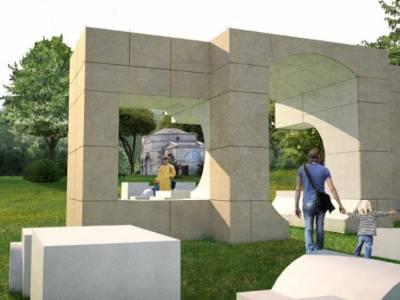 Летние павильоны галереи Serpentine