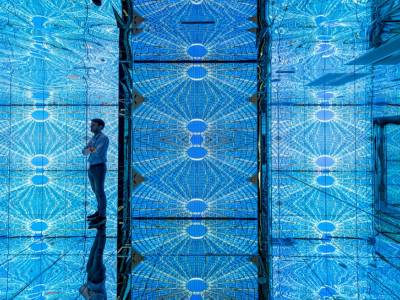 Пигмалион Каратзас показал запоминающиеся инсталляции «Экспо-2015»