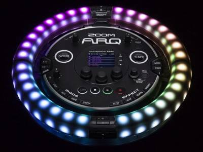 Zoom ARQ -  новейшая drum-машина для создания музыки