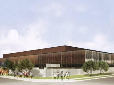 Rossetti и Perkins+Will поделились дизайн-концепцией новой штаб-квартиры LA Lakers