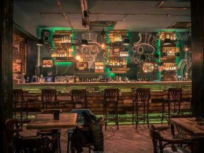 Joben Bistro - фантастический бар в стиле стимпанк в Румынии