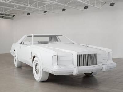 Картонный Lincoln Continental Шэннон Гофф (Shannon Goff)