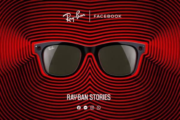 Smart-очки первого поколения Ray-Ban Stories