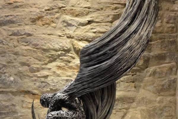 Richard Stainthorp и его Магия из проволоки