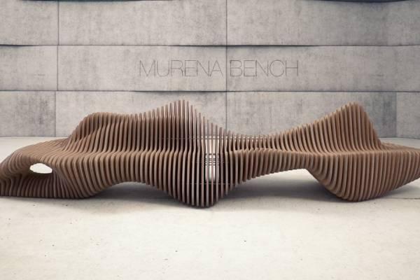 MURENA BENCH