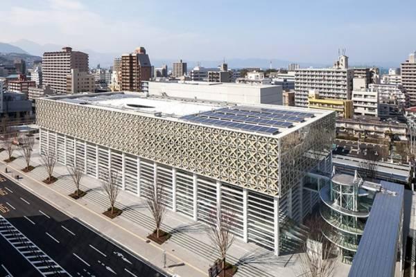 В Японии открылся «Художественный музей префектуры Оита»