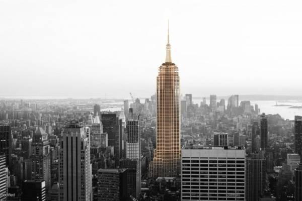 Эмпайр-стейт-билдинг, или почему стоит использовать дерево в строительстве небоскребов