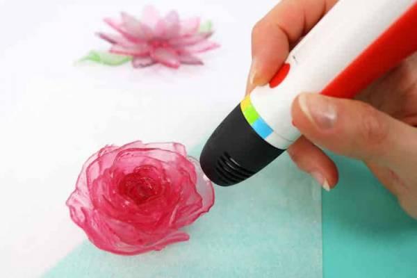 Первая в мире 3D-ручка для сладостей от Polaroid
