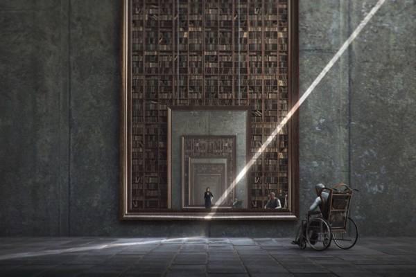 Цифровая архитектура Цзе Ма
