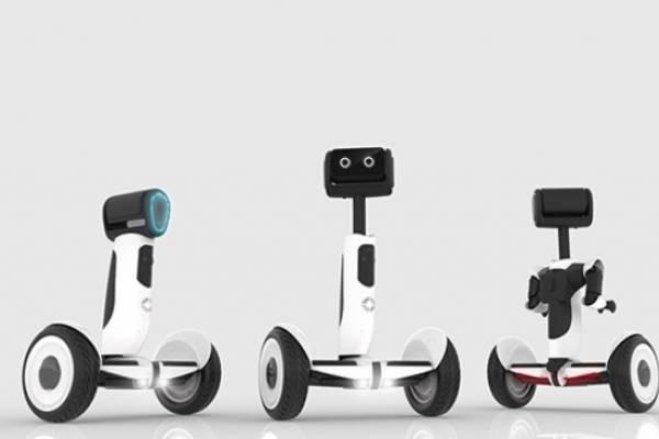 Segway совместно с Intel и Xiaomi разработали современного персонального робота