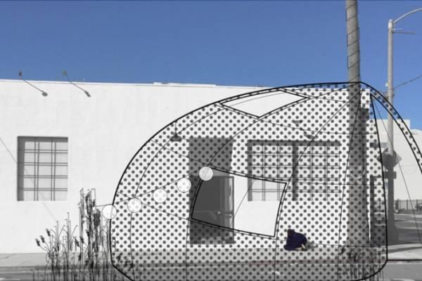 Sofia Borges и Susan Nwankpa презентовали концептуальный архитектурный проект HOME(less)