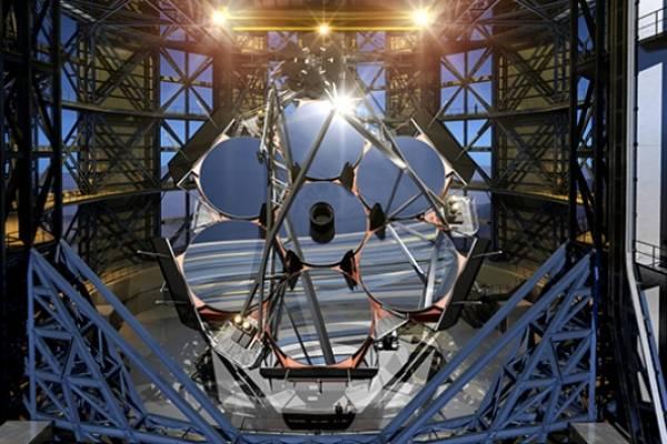 На севере Чили началось строительство Гигантского Магелланова телескопа
