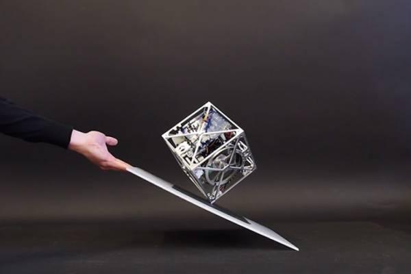 The Cubli - робот-куб, созданный инженерами Института динамических систем и контроля