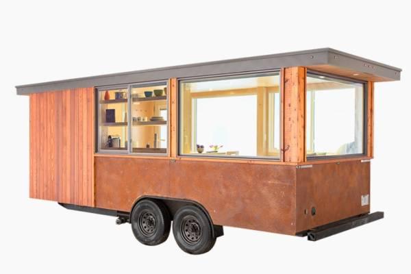 Мобильный дом на колесах Escape Vista