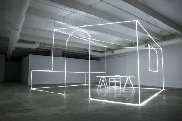 Контурная комната от дизайнера Массимо Уберти (Massimo Uberti)