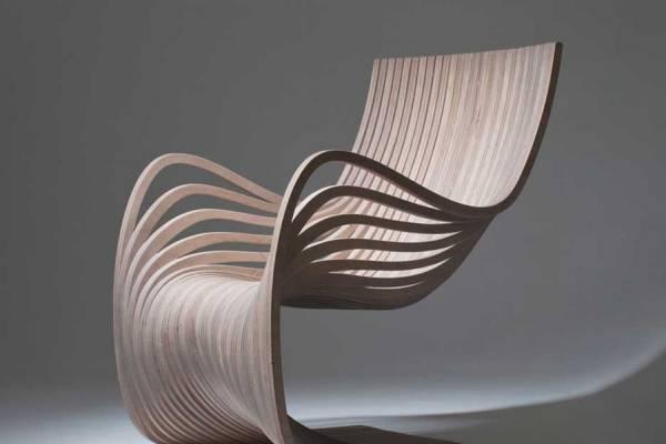 """Кресла """"Pipo"""" от дизайнера Алехандро Эстрада (Alejandro Estrada)"""