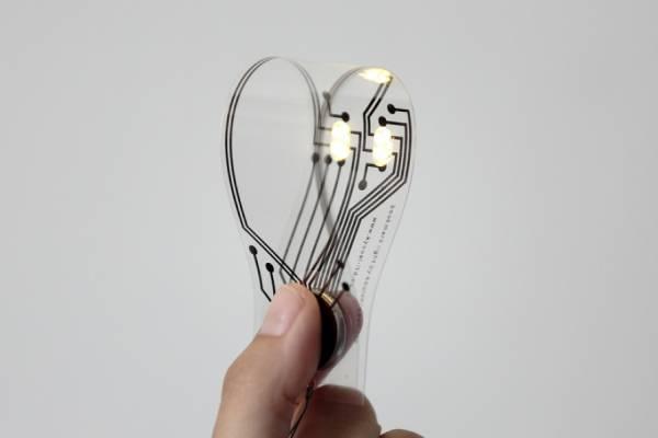 Светодиодная закладка Bookmark Light