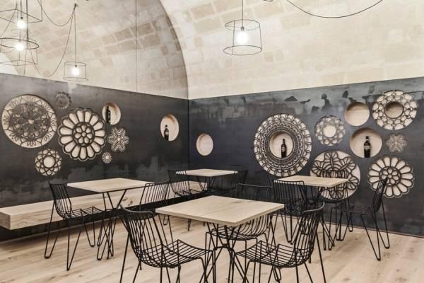 Итальянская кофейня Ridola