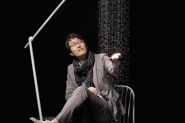 Лампа-душ от немецкой компании Axor