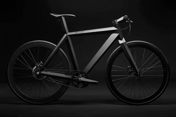 BME Designs показала футуристический велосипед из углеродного волокна